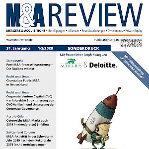 M&A Review 1-2/2020